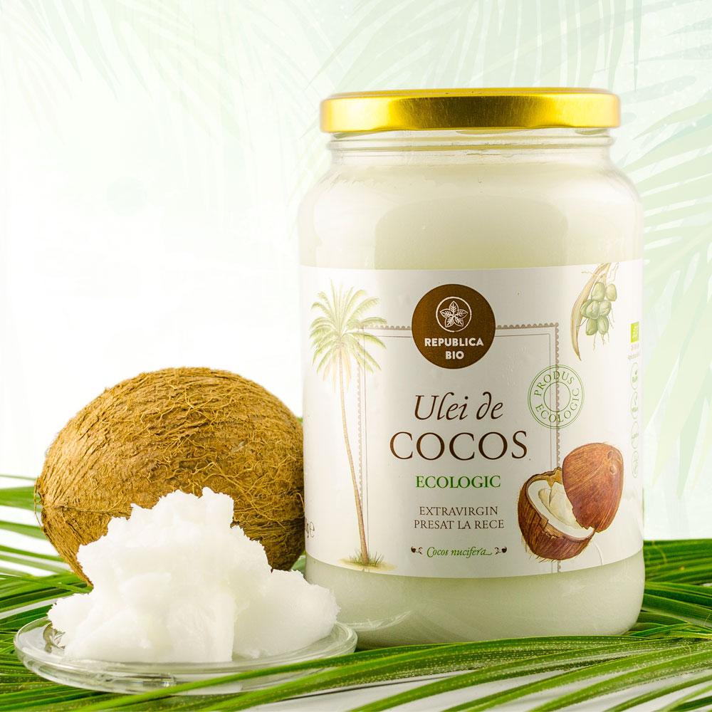 ulei de cocos online